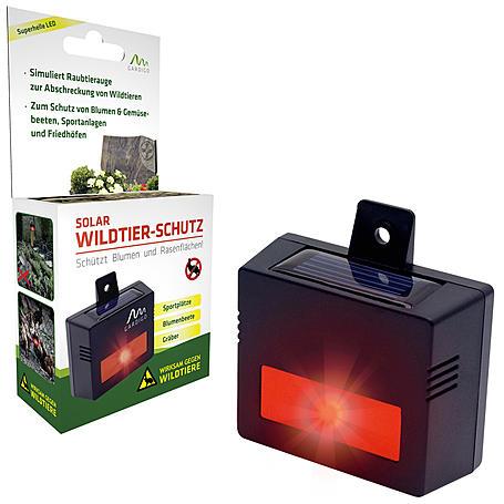Wildtierschutz Solar