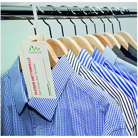 Kleider-Mottenfalle