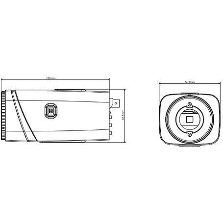 Lupus LE102HD LUPUSNIGHT Überwachungskamera 1080p