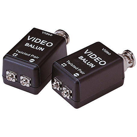 LUPUS Balun (Paar) Übertragung einer Analog-Kamera