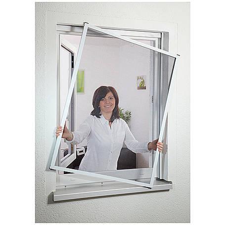 Fensterfliegengitter Master Slim 80x100 cm anthr.