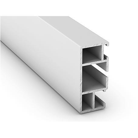 Fensterfliegengitter Master Slim 130x150 cm weiß