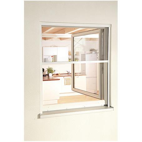 "Alu-Fensterrollo ""Smart"" 100 x 160 cm weiß"