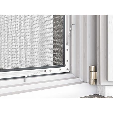 Fensterbausatz flächenb.compact 100 x 120 cm anthr