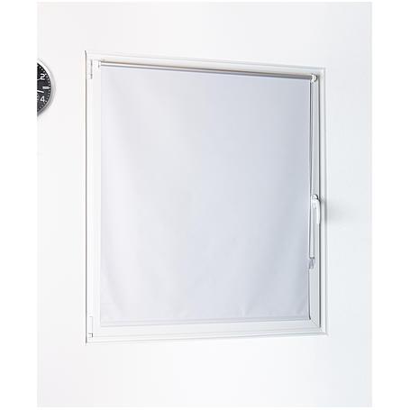 Thermo-Rollo 80 x 150 cm weiß