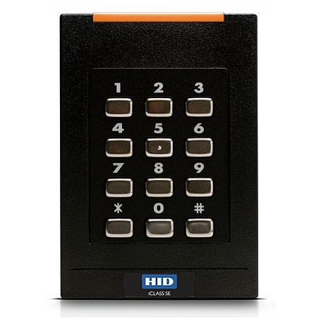 HID 921NTNTEG00000 iCLASS SE RK40 Leser Tastatur
