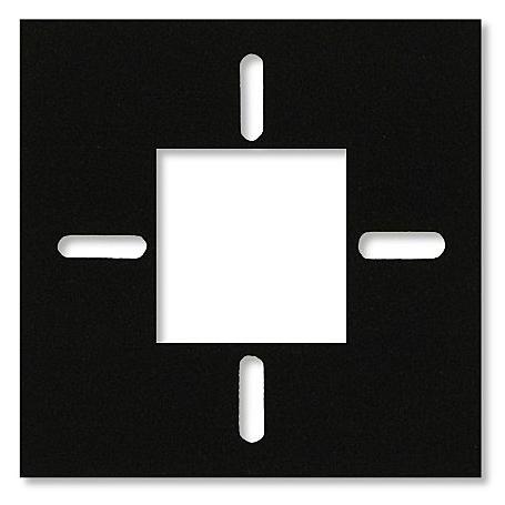 HID 6132AKD Abstandshalter für R30, 25,4mm schwarz
