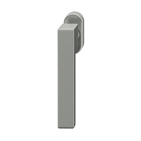 FSB Fenstergriff 34 1183 Edelstahl oval Rosette
