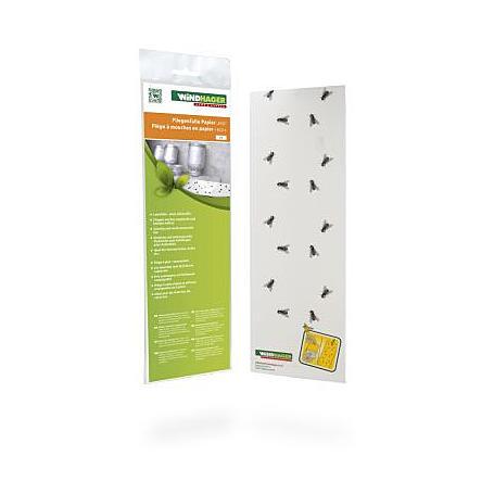Fliegenfänger-Papier Eco, 5 Stück