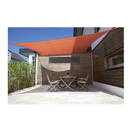 SunSail ADRIA, Quadrat 3,6m, terracotta