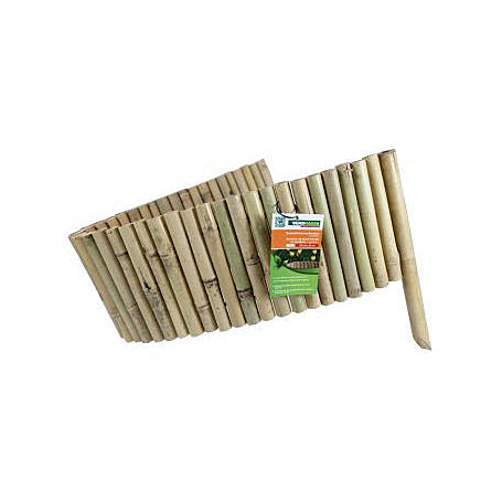 Beeteinfassung TYP 3, Bambus 20 x100cm