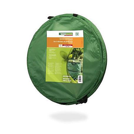 Gartenabfallsack POPUP, 120 Liter, grün