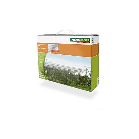 Hagelschutz-Netz 5x2m grün 8mm