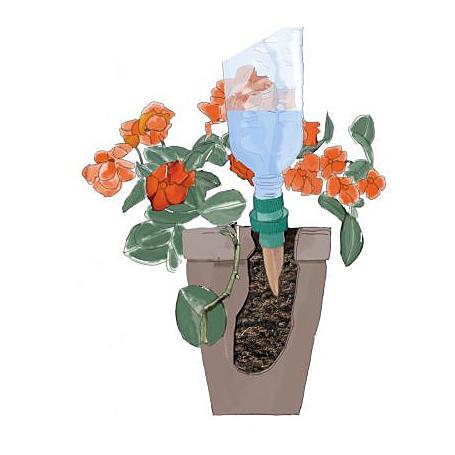 Automatischer Wasserspender Flaschenadapter, 3er