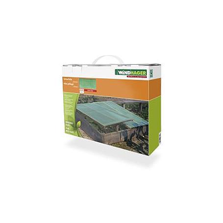 Gitter-Folie STRONG 5x1,5m, 250g/m², grün-transp.