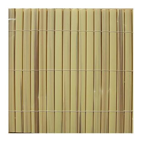 Kunststoffmatte 3x1m, bambus