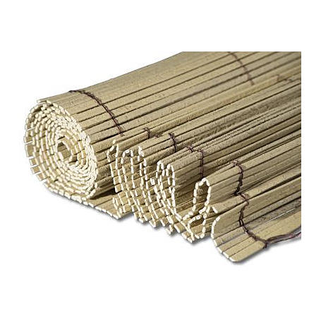 Sichtschutzmatte Bamboo LongLife 3x1m, beige