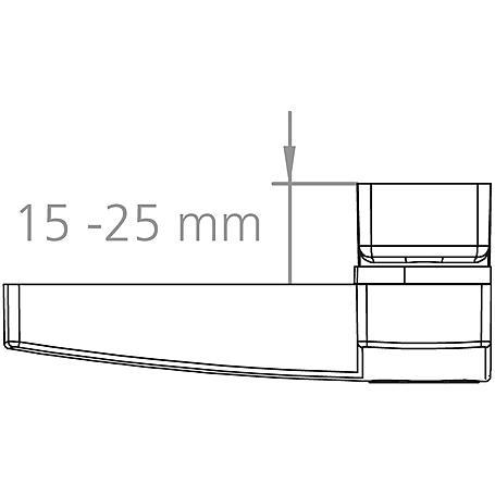BurgWächter Winsafe WS11 F1 GL BR Fenstersicherung