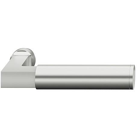 FSB Türdrückerpaar 10 1102 Aluminium F1
