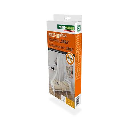 Mosquito-Netz 2,20 x 8,5m, weiß