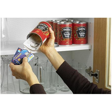 Dosensafe Heinz Tomato Soup - Geheimversteck