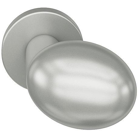 FSB Türknopf einseitige B. 23 0804 Aluminium F1