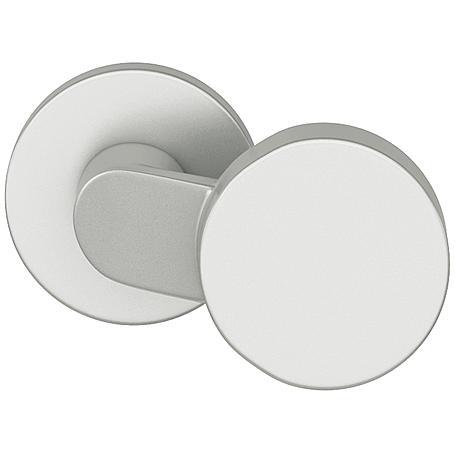 FSB Türknopf gegenseitige B. 23 0809 Aluminium F1