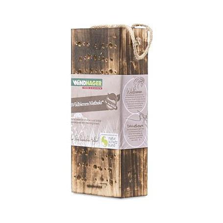 Wildbienennistholz