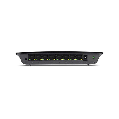 Linksys SE2800 8-Port Gigabit Ethernet Switch