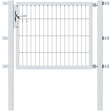 GAH Stabgitter Einzeltor FLEXO fvz 1000 x 800 mm