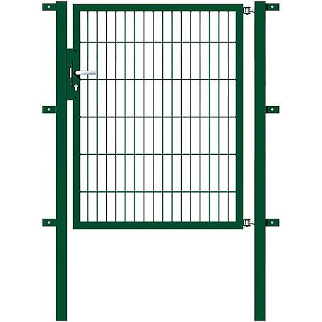 GAH Stabgitter Einzeltor FLEXO grün 1000 x 1200 mm