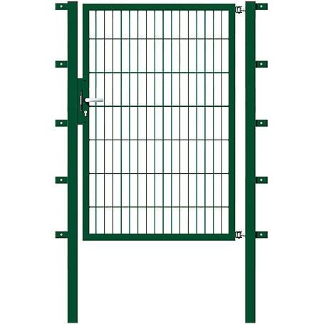 GAH Stabgitter Einzeltor FLEXO grün 1000 x 1400 mm