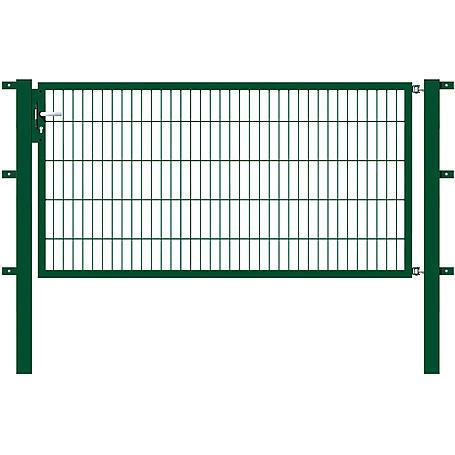 GAH Stabgitter Einzeltor FLEXO grün 2000 x 1000 mm