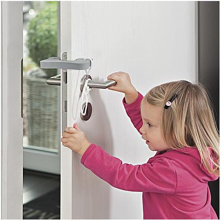 Abus Türstopper JC5200 Fingerklemmschutz