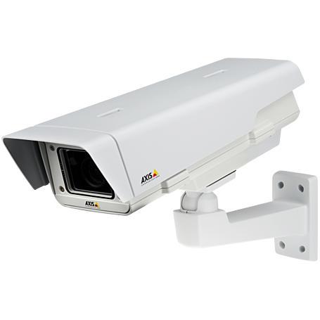 Axis Q1635-E IP-Kamera 1080p T/N PoE IP66 IK10
