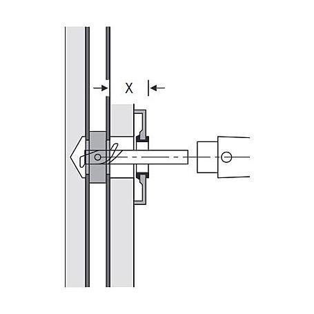 FSB 050115 Wechselstift 8x70mm