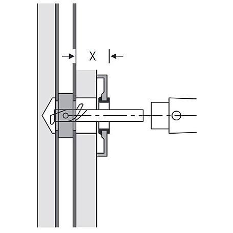 FSB 050116 Wechselstift 8/10x80mm