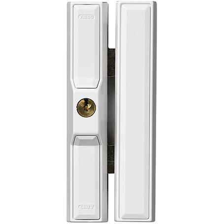 Abus FTS 88 W AL0125  Fenster-Zusatzschloss weiß