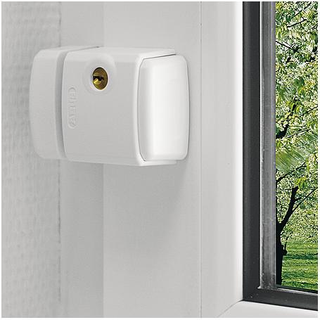 Abus FTS3003 W AL0125 Fensterschloss weiß