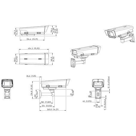 Axis P1357-E IP-Kamera 1080p T/N PoE IP66 IK10
