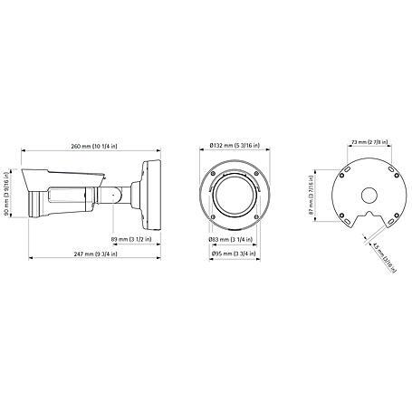 Axis P1428-E IP-Kamera 4K UHD Tag/Nacht PoE IP66