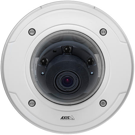 Axis P3364-LVE 6 mm IP-Kamra 720p T/N IR PoE IP66