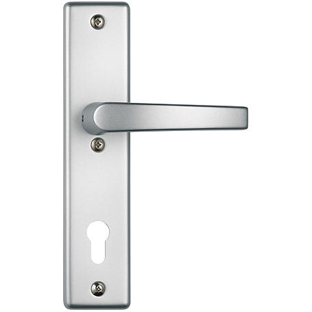 Abus HLN414 F1 B/SB Schutzbeschlag, aluminium