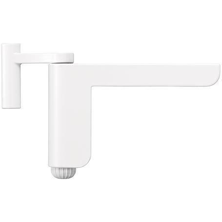 ABUS 2603 W Mini-Türschließer, weiß