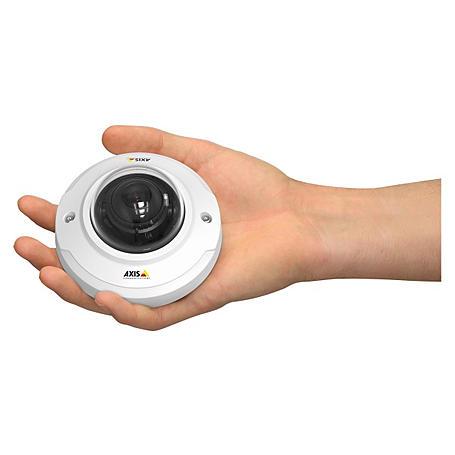 Axis Companion Dome V IP-Dome 1080p PoE IP42