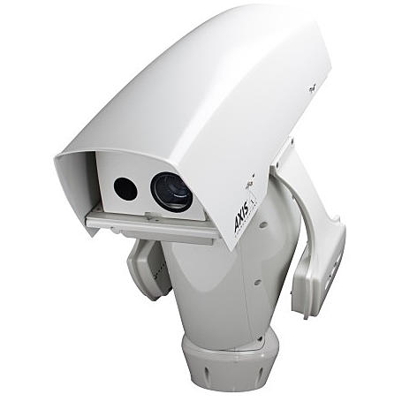 Axis Q8721-E 35 mm 30 fps QVGA T/N PTZ 10x IP66