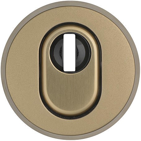 Abus RHZS415 F4  EK Schutzrosette, bronze