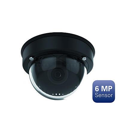 Mobotix Indoorkamera v25 Body 6MP Nacht schwarz
