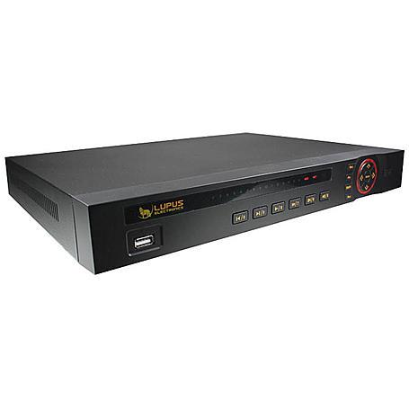 Lupus - 10004 - LE914 4-CH Rekorder, mit 4TB HDD