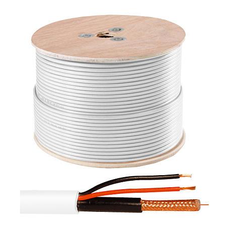 Abus KA9002 Video-Kombikabel Strom und Video, 50m